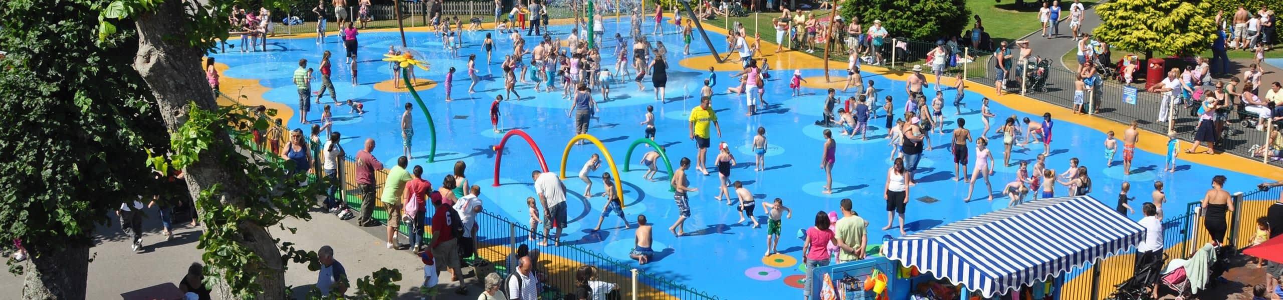 Water Kingdom Splash Park | Paultons Park
