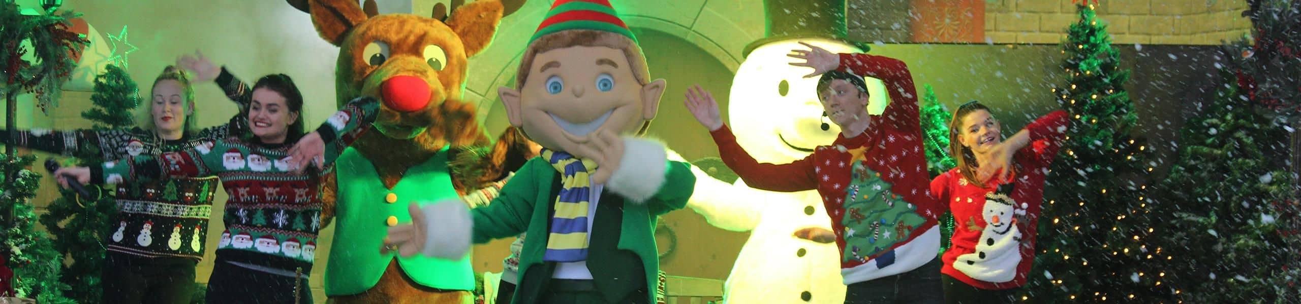 A Very Merry Christmas Show
