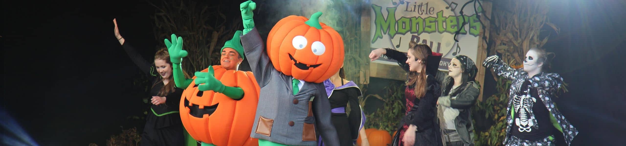 Halloween at Paultons