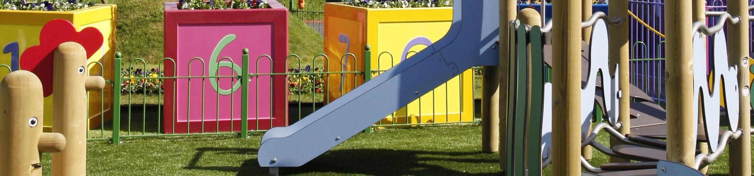 Mr Potato's Playground | Paultons Park