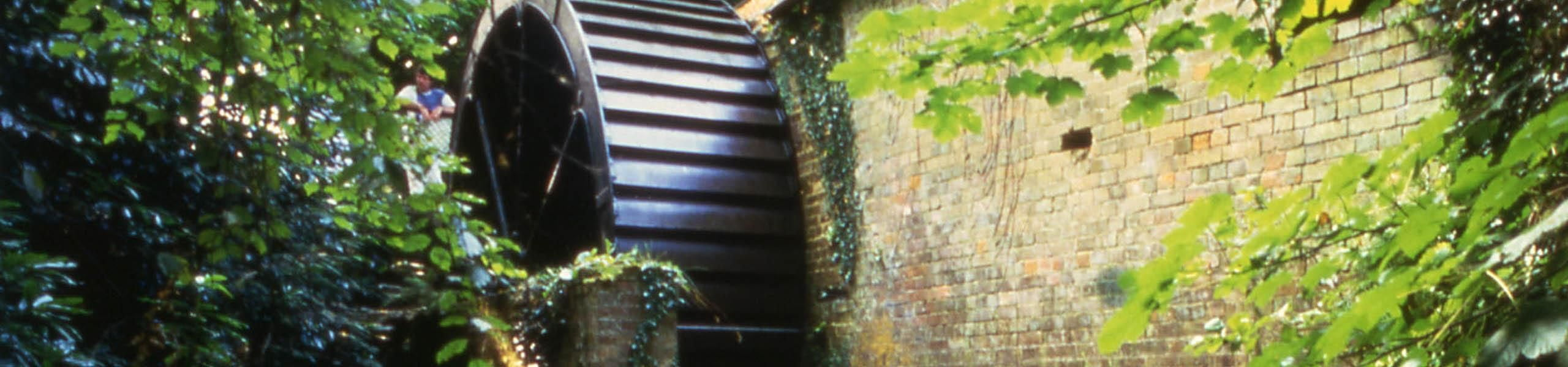 Visit The Water Mill, Over 150 years Old | Paultons Park