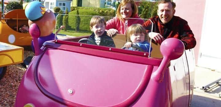Daddy Pig's Car Ride