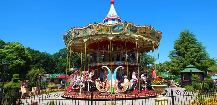 The Victorian Carousel