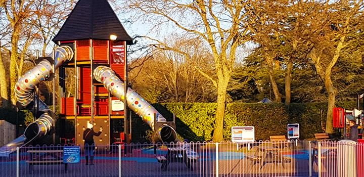 Percy's Play Park and Playhouse