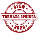 Tornado Springs Badge