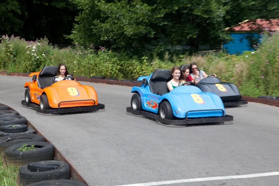 Go Karts Paultons Family Theme Park