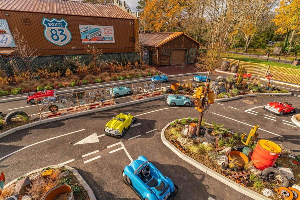Al's Auto Academy Driving School at Paultons Park